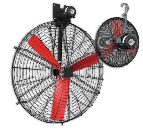 Multifan basket Fan